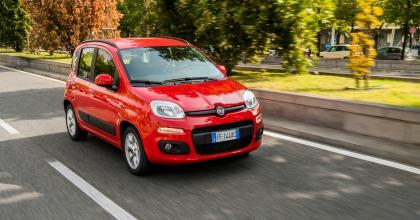 Nuova Fiat Panda 2017 in azione