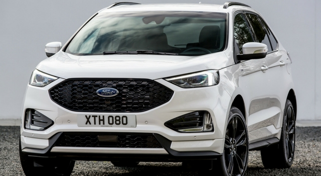 Ford Try&Drive nuova Ford Edge