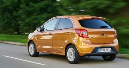 Nuova Ford Ka+ 2016
