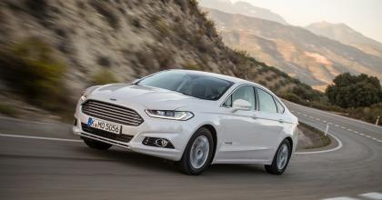 Nuova Ford Mondeo Hybrid