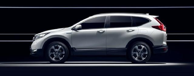 Nuova Honda CR-V 2018 design