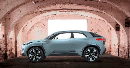 Nuova Hyundai Intrado, concept a idrogeno