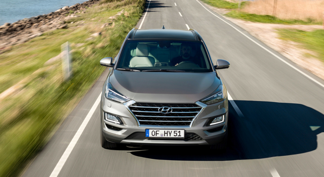 Nuova Hyundai Tucson 2018 restyling