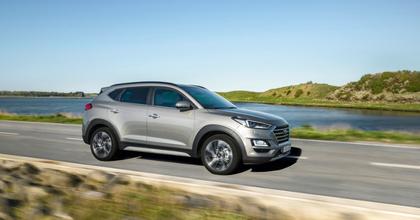 Nuova Hyundai Tucson 2018 dinamica