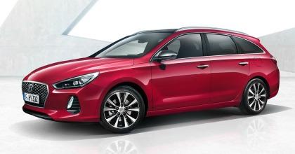Nuova Hyundai i30 Wagon 2017 Salone di Ginevra