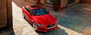 Nuova Jaguar XE 2015