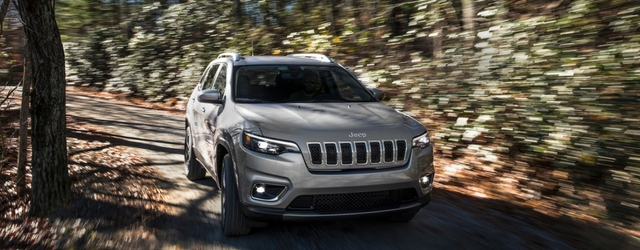 Nuova Jeep Cherokee 2018