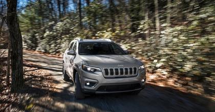 nuova jeep cherokee 2019