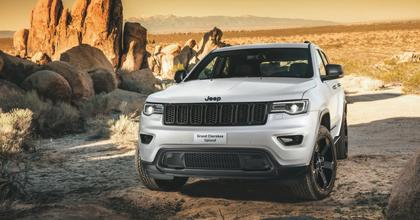 Nuova Jeep Grand Cherokee Upland 2018 novità