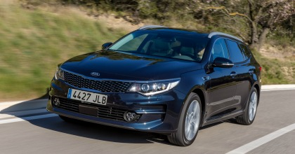 Nuova Kia Optima Sportswagon