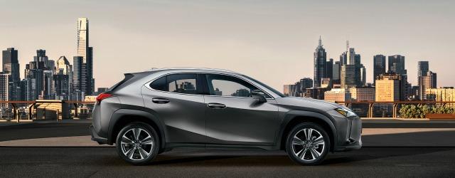 Nuova Lexus UX 2019