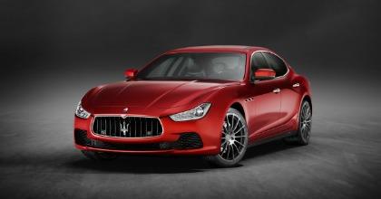 Nuova Maserati Ghibli 2017