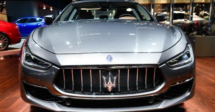 Nuova Maserati Ghibli 2018 al Salone di Francoforte