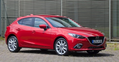 Nuova Mazda3,