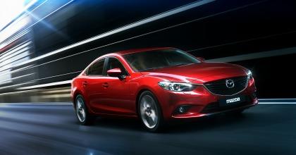 Nuova Mazda6 esterno
