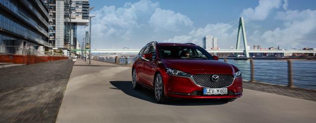 Nuova Mazda6 2018 dinamica