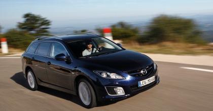 La nuova Mazda6