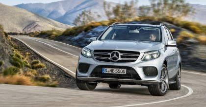 Nuova Mercedes-Benz GLE 2015