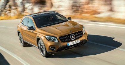 Mercedes Business Extra Suv GLA