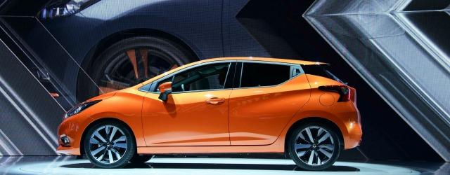 Nuova Nissan Micra 2016