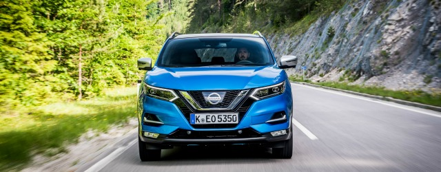 Nuova Nissan Qashqai Tekna+ 2018