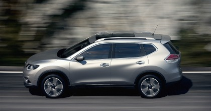 Nuova Nissan X-Trail, crossover