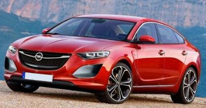 Nuova Opel Insignia 2017