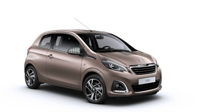 Nuova Peugeot 108, city car