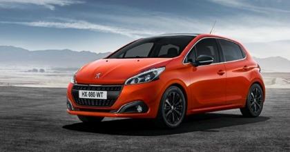 Nuova Peugeot 208 2015