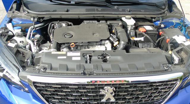 Nuova Peugeot 308 motori