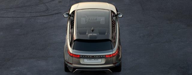 Nuova Range Rover Velar 2017