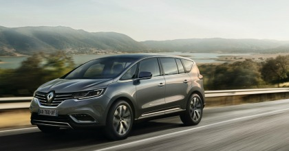 Nuova Renault Espace 2015