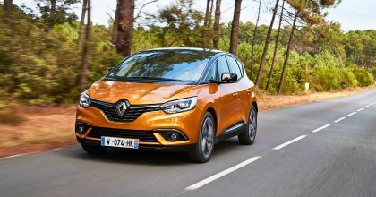 nuova Renault Scénic 2016 in azione