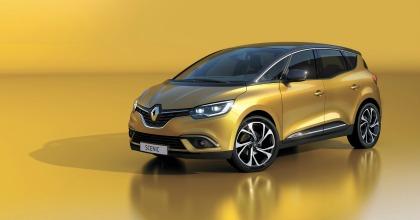 Nuova Renault Scénic 2016