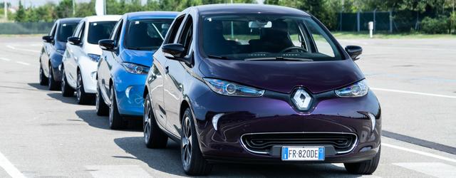 Nuova Renault Zoe 2018 Intens
