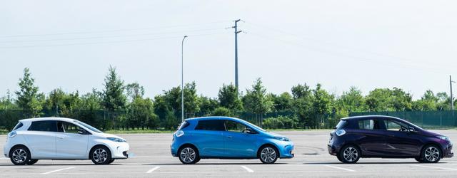 Nuova Renault Zoe ecobonus