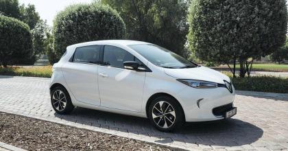 Nuova Renault Zoe 2018