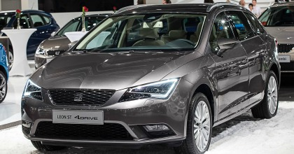 Nuova Seat Leon ST 4Drive, station wagon compatta