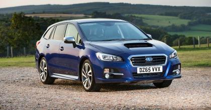 Nuova Subaru Levorg 2017