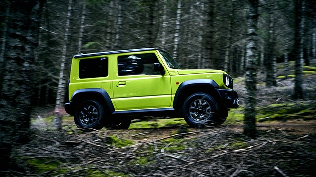 nuova suzuki jimny 2019 motore 1 5 per la quarta serie. Black Bedroom Furniture Sets. Home Design Ideas