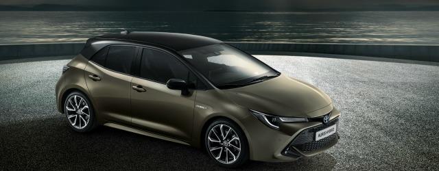 Nuova Toyota Auris ibrida 2019