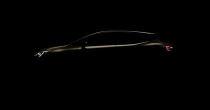 Nuova Toyota Auris immagine teaser