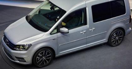 Nuova Volkswagen Caddy 2015