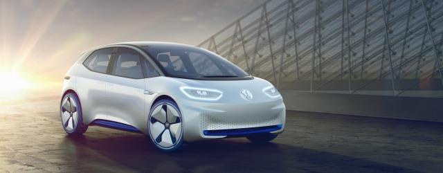 Nuova Volkswagen ID