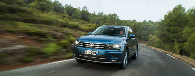 Nuova Volkswagen Tiguan Allspace 2018
