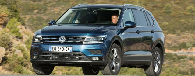 Nuova Volkswagen Tiguan Allspace