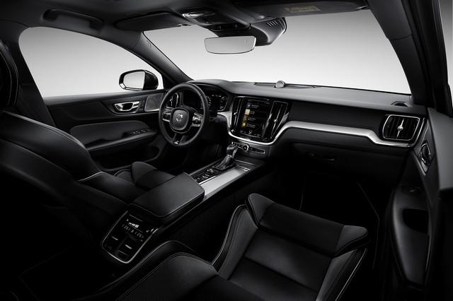 Interni di Volvo S60 2019