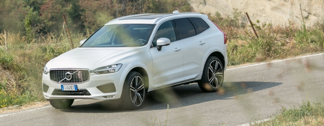 Volvo XC60 World Car of the Year 2018