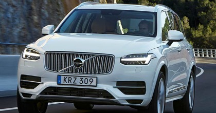 Nuova XC90 Twin Engine 2015