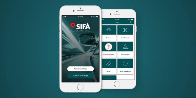 Nuova app Sifa